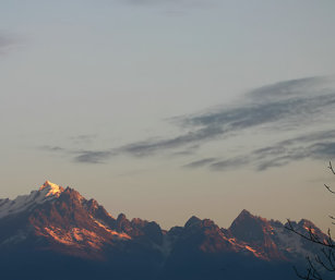 Sikkim Mountain