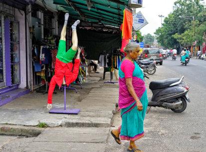 Great Indian Roadside