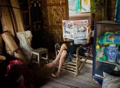 Tamu, Myanmar, Feb 2015