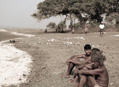 Fishing, Chilika lake, Odisha