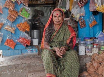 Weekly market, Kushtagi, Karnataka